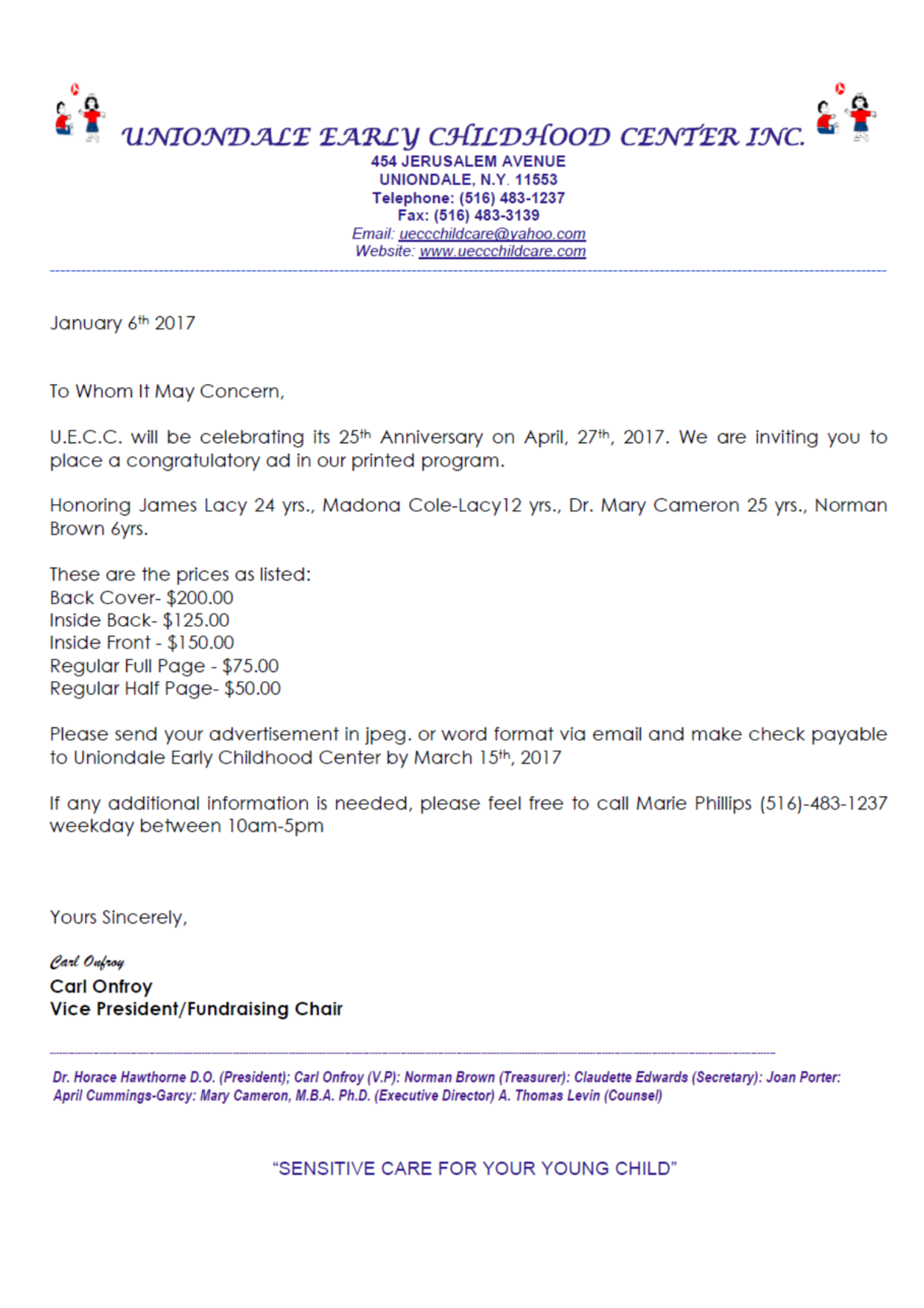 uecc-25th-anniversary-dinner-purchase-journal-ad